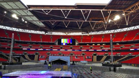 A-B 24/7 event logistics for Wembley, London