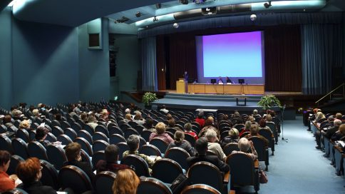 Event Logistics for Conferences and events in London