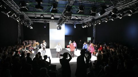 Event logistics and transportation for fashion shows in London
