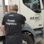 Event Logistics Event Trucking