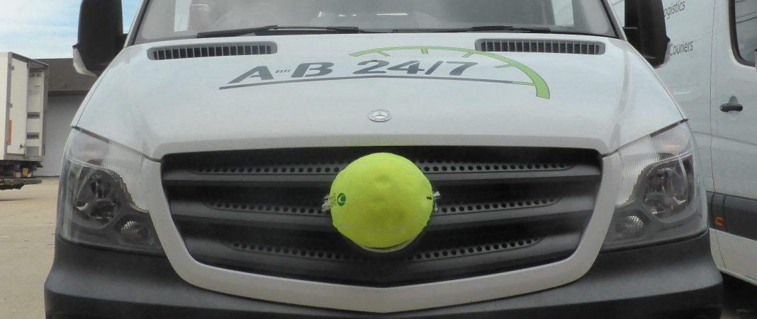 Wimbledon Tennis Van