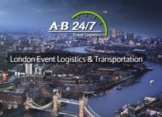 A-B 24/7 Event Logistics and Transportation Home Page