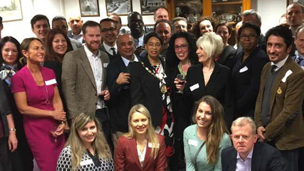 Merton Reception for Business