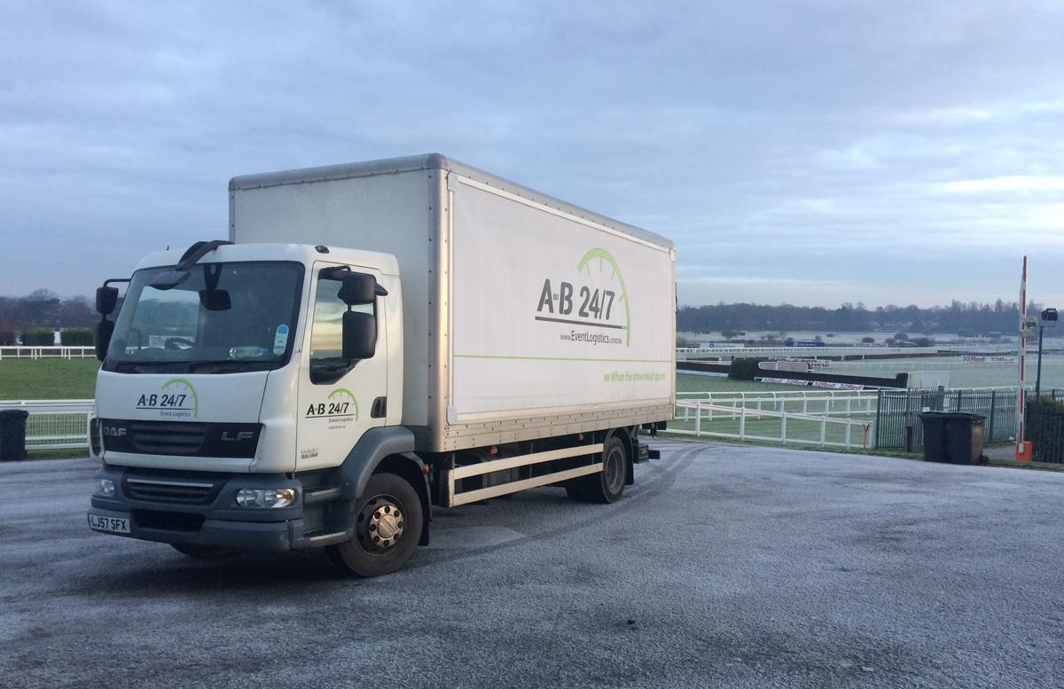 Event Transportation Truck AB247 01