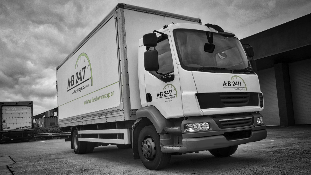 Event Transportation Truck AB247 01