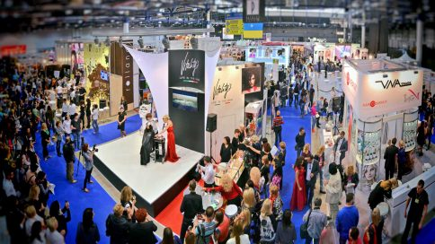 Event Logistics for exhibitions in London - eXcel, Olympia, Earls Court, Business Design Centre