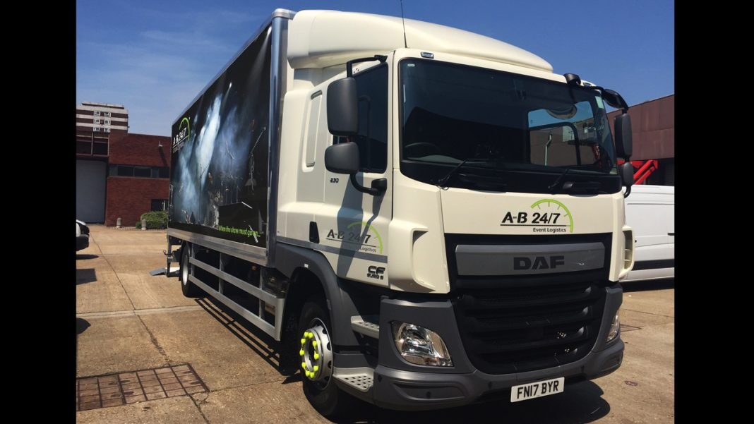 AB247 Event Transport Truck A