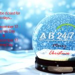 AB247 EL Christmas Closing 2017