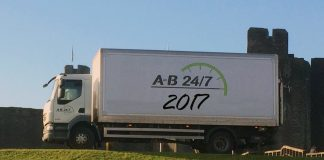 Truck Courier 2017