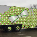 New Event Truck for Christmas