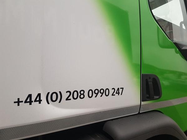 Event Transport Truck - AB247 07