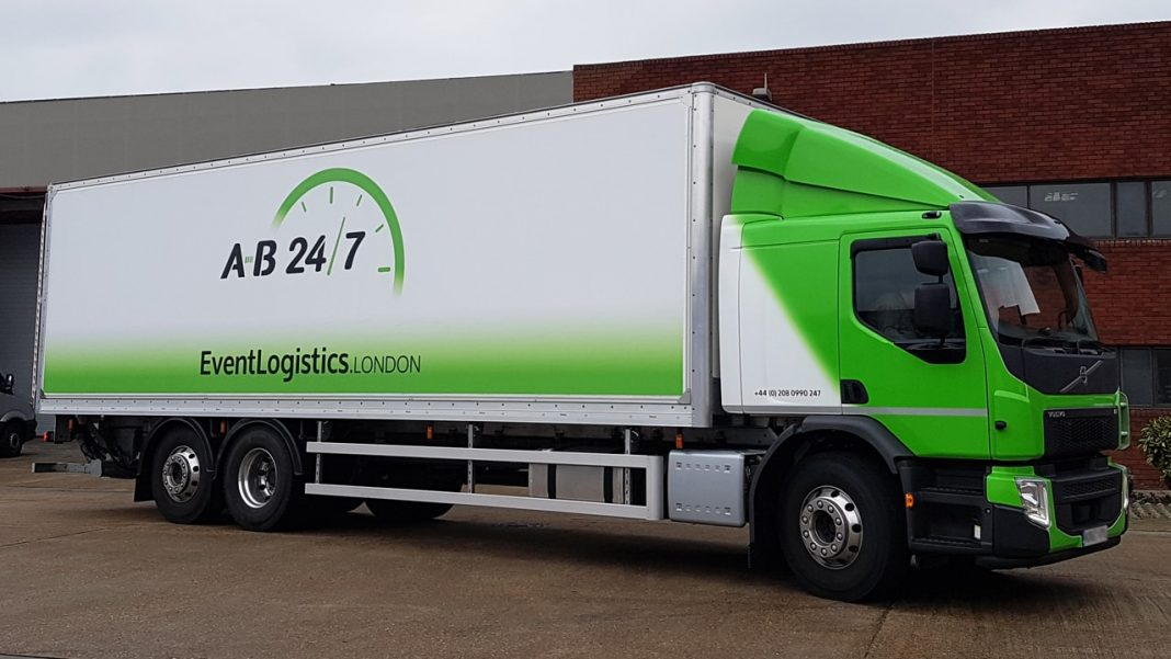 Event Transport Truck AB247 01