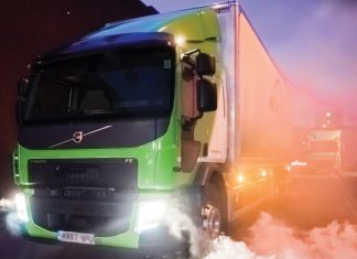 transportation truck AB247 01