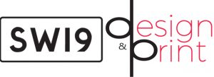 SW19 Design&Print Logo