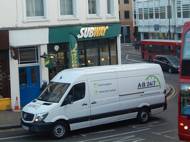 Furniture Courier - AB247 02