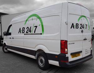 Event Vans - AB247 - B03