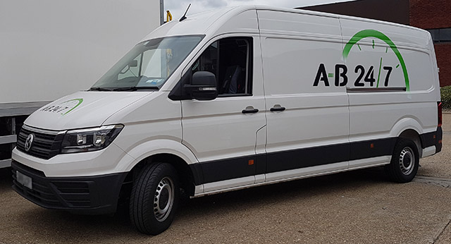Event Van Transportation - AB247 - B04