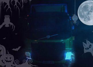 Halloween Event Transportation H01