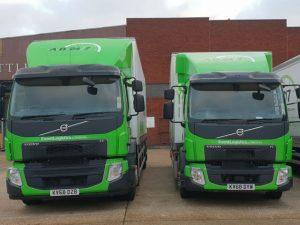 New event transport trucks 07