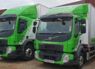 New event transport trucks