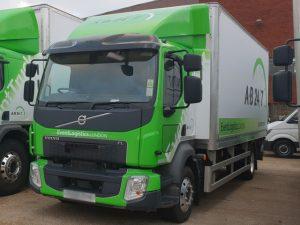 New event transport trucks - Small Truck 01