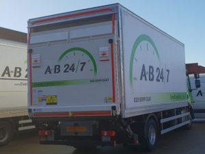 New event transport trucks - Small Truck 02