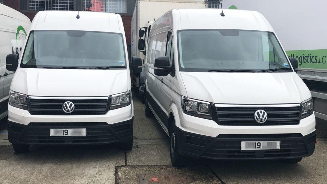 Urgent Transportation Van - AB247 Event Transport London 01