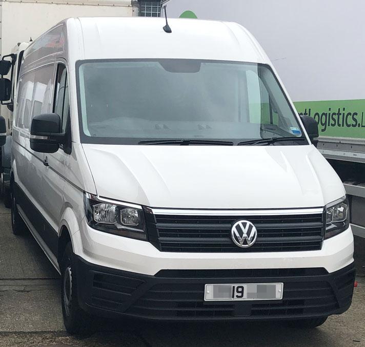Urgent Transportation Van - AB247 Event Transport London 02