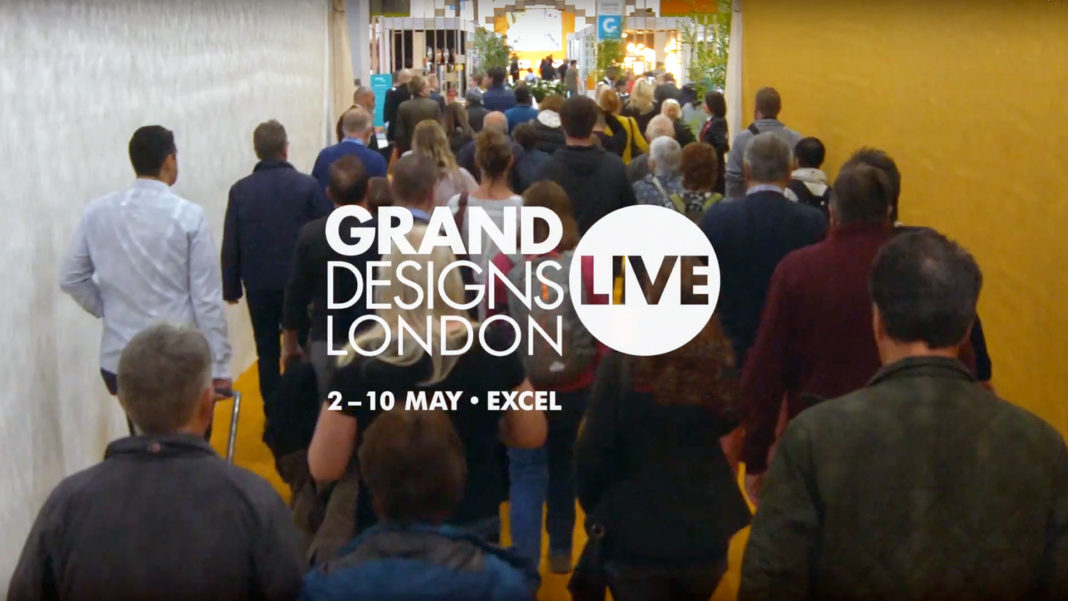 Event Transportation for Grand Designs Live London
