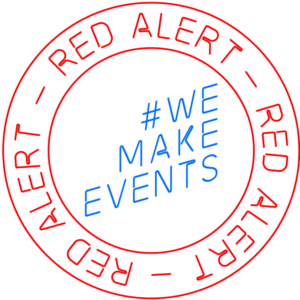 We Make Events Logo