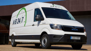 AB247 Delivery Van